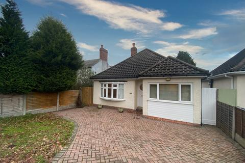 2 bedroom detached bungalow for sale - Clarence Road, Sutton Coldfield, B74