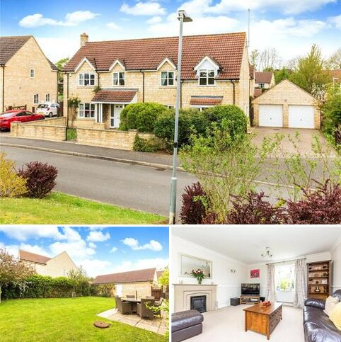4 bedroom detached house for sale - Holmes Drive, Geeston, Ketton, Stamford, Rutland, PE9