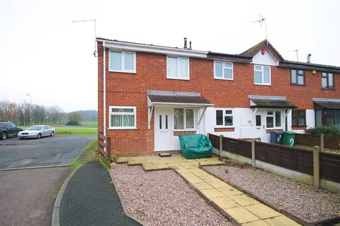 1 bedroom end of terrace house to rent - Lakeside Close, Willenhall
