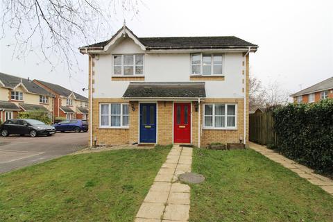 2 bedroom semi-detached house to rent - Dickens Close, Caversham, Reading