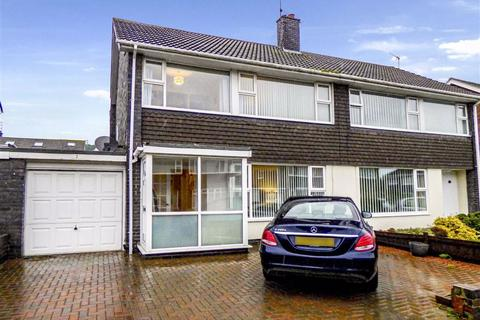 3 bedroom semi-detached house for sale - Langdon Close, North Shields