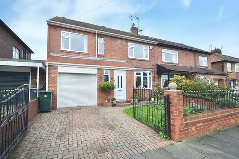 4 bedroom semi-detached house - Derwent Road, Cullercoats