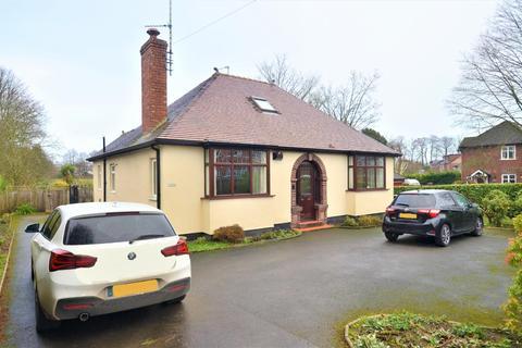 3 bedroom detached bungalow for sale - Altrincham Road, Wilmslow