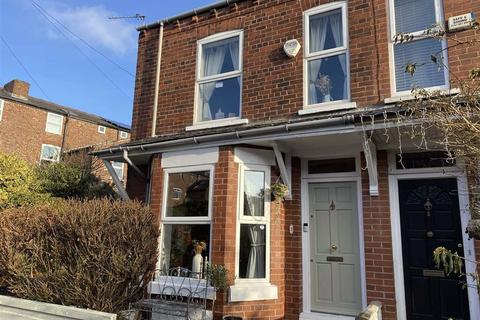 2 bedroom end of terrace house for sale - Brookfield Avenue, Chorlton