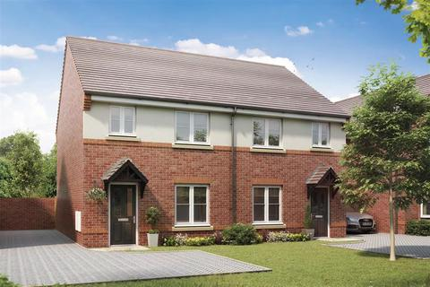 3 bedroom end of terrace house for sale - The Gosford - Plot 42 at The Coopers, Branston Locks, Land at Branston Road DE14