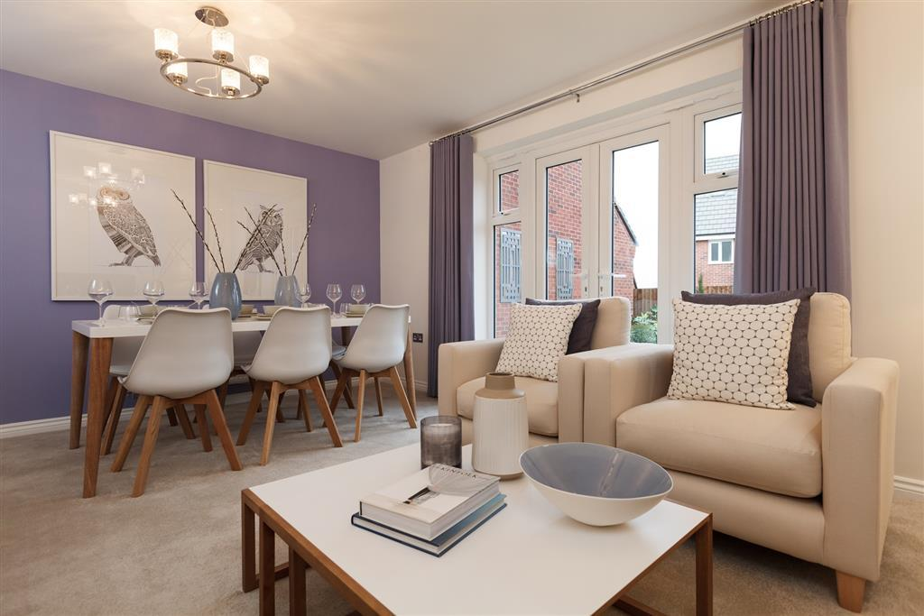 Crofton G Show home at Dragonfly Meadows