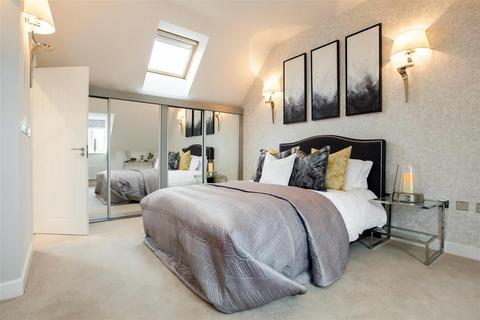 3 bedroom end of terrace house for sale - Plot The Alrington - 13, The Alrington - Plot 13 at Bower Park at The Spires, Claypit Lane WS14