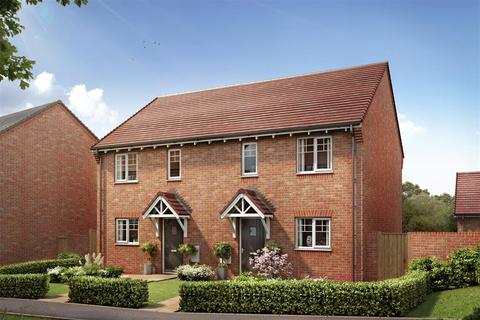 Taylor Wimpey - Bower Park at The Spires - The Flatford - Plot 71 at Fallows Heath, Milestone Way WS7