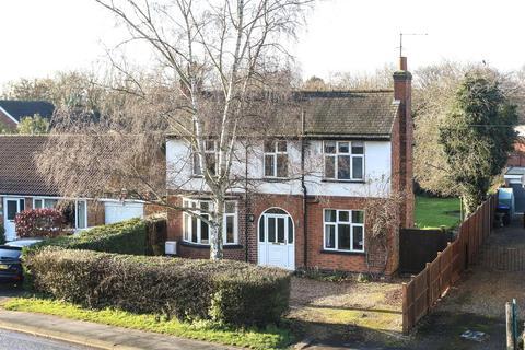 3 bedroom detached house for sale - Gores Lane, Market Harborough