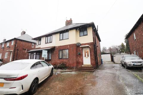3 bedroom semi-detached house for sale - Fern Avenue, Staveley, Chesterfield