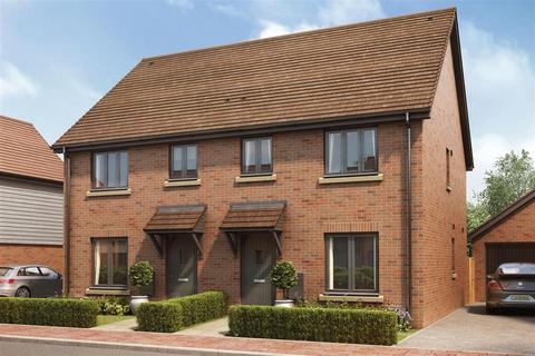 3 bedroom end of terrace house for sale - The Gosford - Plot 39 at Oakapple Place, Off Broke Wood Way, Barming ME16
