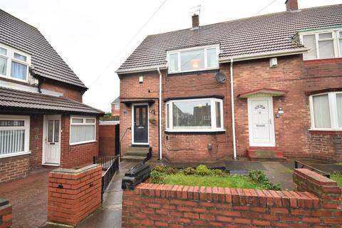 2 bedroom semi-detached house for sale - Henley Road, Nookside, Sunderland