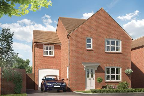 4 bedroom detached house for sale - Plot 148, The Belfry at Cuttle Brook, Infinity Park Way, Chellaston DE73