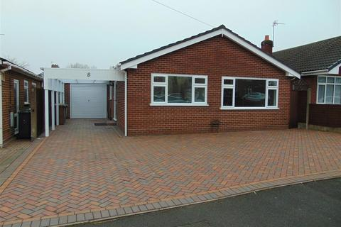 2 bedroom detached bungalow - Lawnswood Drive, Walsall Wood