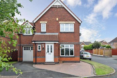 3 bedroom detached house for sale - Chasewater Way, Norton Canes, WS11 9TU