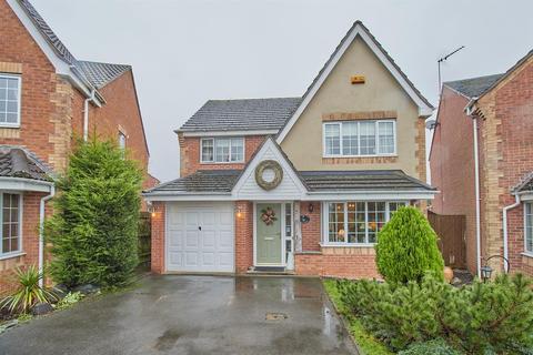 4 bedroom detached house for sale - Teal Drive, Hinckley