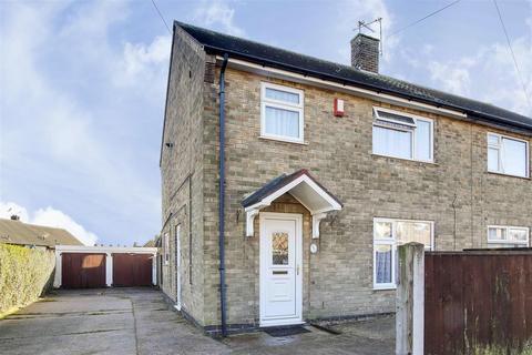 3 bedroom semi-detached house for sale - Eastglade Road, Bestwood Park, Nottinghamshire, NG5 5JZ