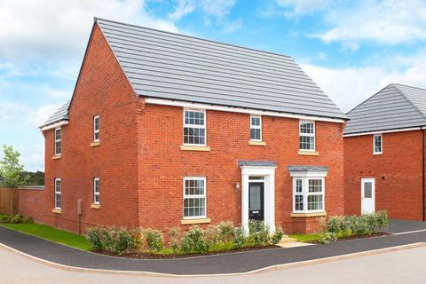4 bedroom detached house for sale - Plot 51, Layton at David Wilson Homes at Kibworth, Fleckney Road, Kibworth, LEICESTER LE8