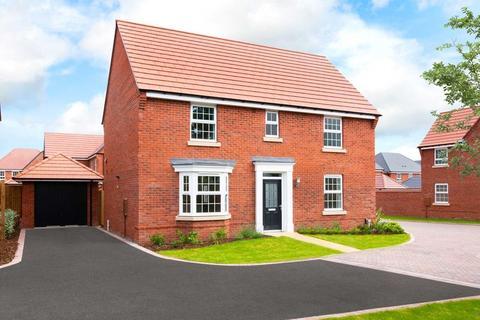 4 bedroom detached house for sale - Plot 45, Layton at David Wilson Homes at Kibworth, Fleckney Road, Kibworth, LEICESTER LE8