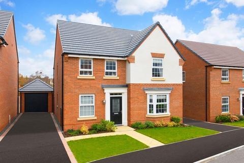 4 bedroom detached house for sale - Plot 52, Holden at David Wilson Homes at Kibworth, Fleckney Road, Kibworth, LEICESTER LE8