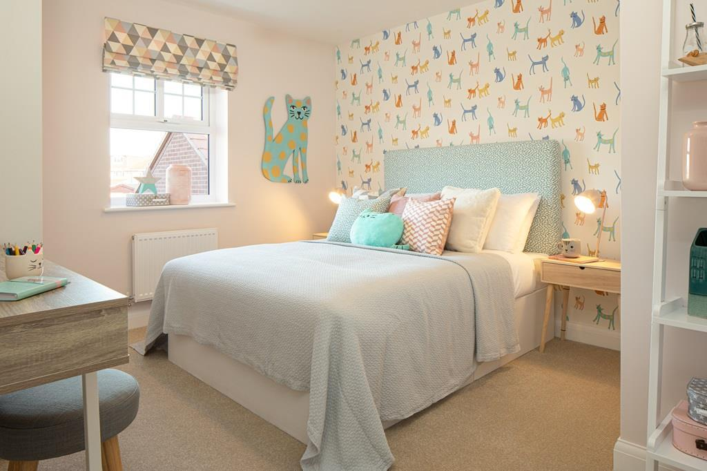 Plot 2 Stambridge Bedroom 3