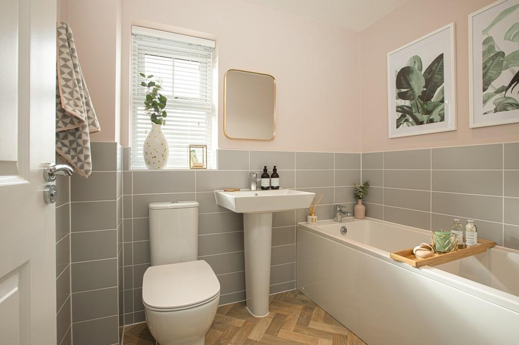 Plot 2 Stambridge bathroom