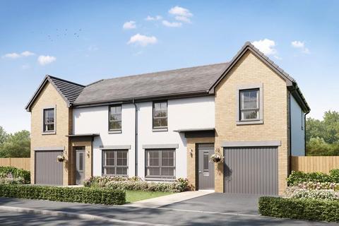 3 bedroom semi-detached house for sale - Plot 7, Duart at David Wilson @ Countesswells, Gairnhill, Countesswells, ABERDEEN AB15