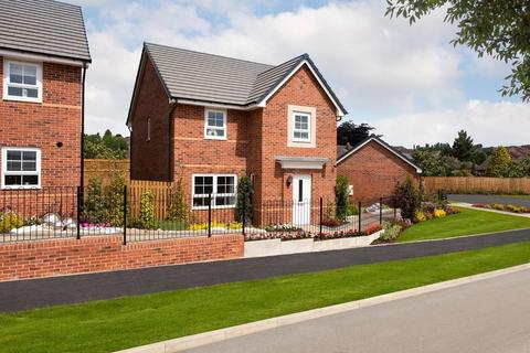 4 bedroom detached house for sale - Plot 68, Kingsley at Somerford Reach, Black Firs Lane, Somerford, CONGLETON CW12