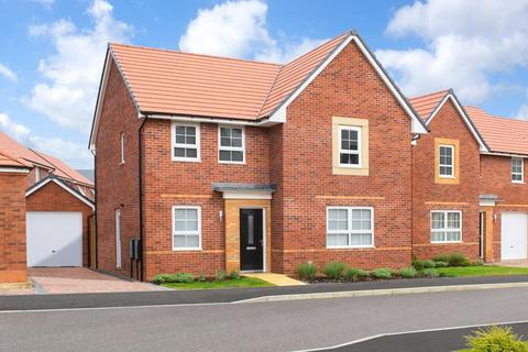 4 bedroom detached house for sale - Plot 41, Camberley at Lyveden Fields, Livingstone Road, Corby, CORBY NN18