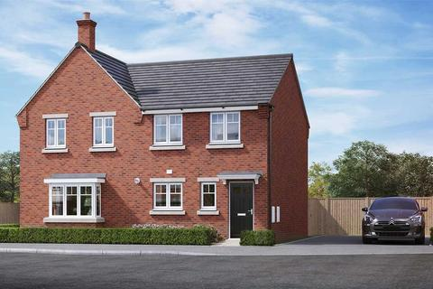 3 bedroom house for sale - Plot 35, The Cornflower at Oswald Place, Cheadle, Ashbourne Road, Cheadle ST10