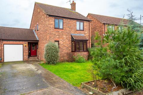 4 bedroom detached house to rent - Palmes Close, Naburn, York, YO19