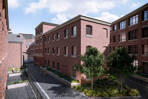 1 bedroom flat for sale - The Copperworks, Camden Street, Jewellery Quarter, Birmingham, B1
