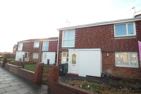 2 bedroom ground floor flat to rent - College Road, Ashington, Northumberland, NE63 0TU