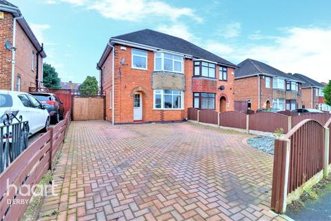 3 bedroom semi-detached house for sale - Goodsmoor Road, Littleover, Derby
