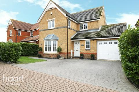 3 bedroom detached house for sale - William Rigby Drive, Sheerness