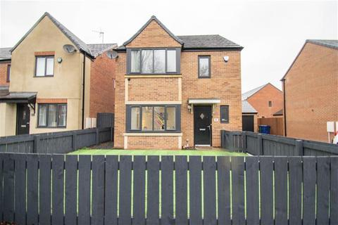 4 bedroom house for sale - Walkerfield Place, Poplar Grove, Newcastle Upon Tyne