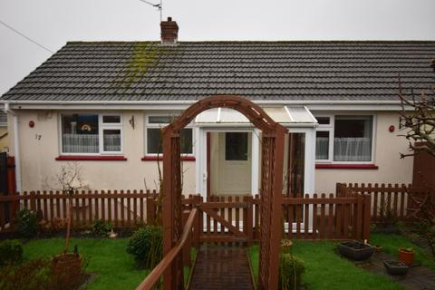 2 bedroom semi-detached bungalow for sale - Chanters Hill, Barnstaple, EX32