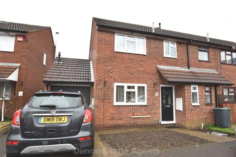 3 bedroom end of terrace house for sale - Tynedale Close, Gosport