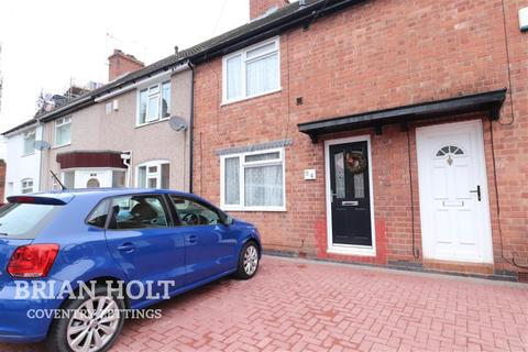 4 bedroom terraced house to rent - Seagrave Road, Coventry