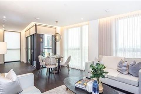 2 bedroom flat to rent - Ponton Road, The Residence, London