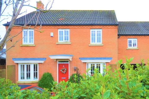 5 bedroom detached house for sale - Cross Keys Drive, Thrapston