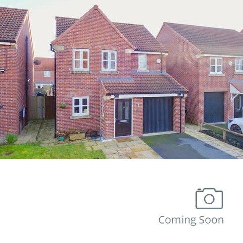 3 bedroom detached house for sale - Amos Drive, Pocklington