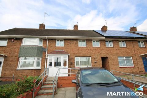 3 bedroom terraced house for sale - Court Oak Road, Harborne, B32