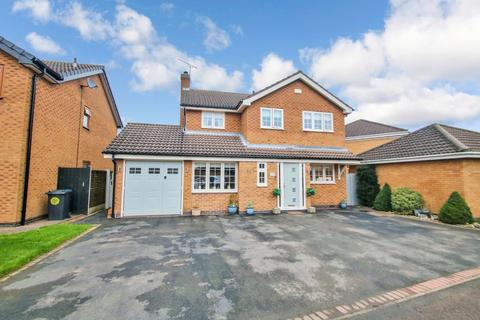 4 bedroom detached house for sale - Warwick Drive, Atherstone