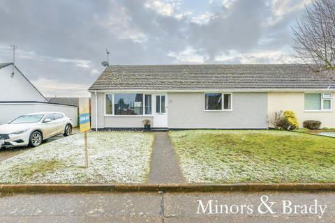 2 bedroom semi-detached bungalow for sale - Penny Croft, Wicken Green Village