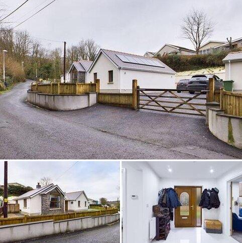 3 bedroom detached bungalow for sale - Reservoir Road, Carmarthen