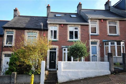 3 bedroom terraced house for sale - Norton Avenue, Lipson, Plymouth. A beautiful, extended 3 bed, bathroom + ensuite family home with garden &...
