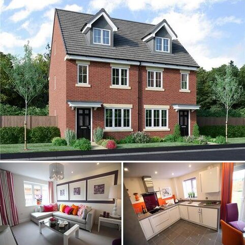 3 bedroom semi-detached house for sale - Plot 66, The Tolkien Alternative at Miller Homes at Meadow Hill, Hexham Road, Throckley NE15