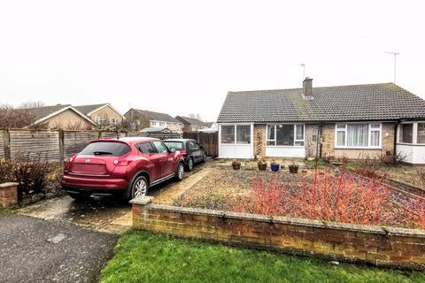 2 bedroom semi-detached bungalow for sale - Heron Close, Aylesbury