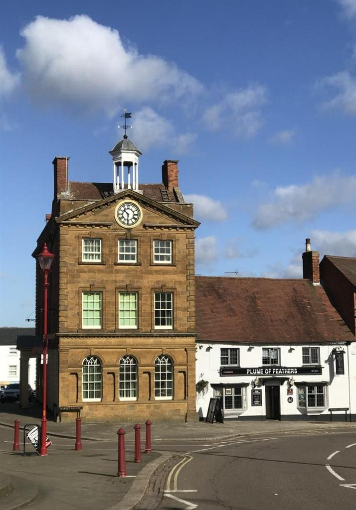 Old Moot Hall Daventry